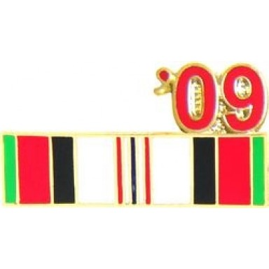 2009 AFGHANISTAN Small Hat Pin