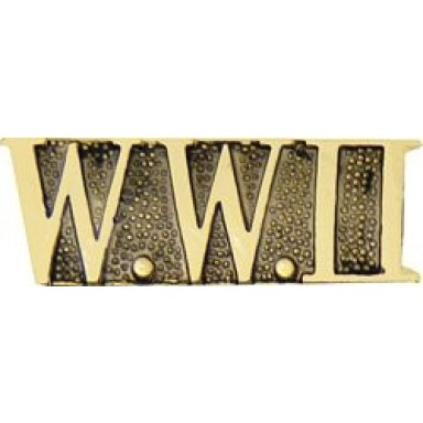 WW II Small Hat Pin