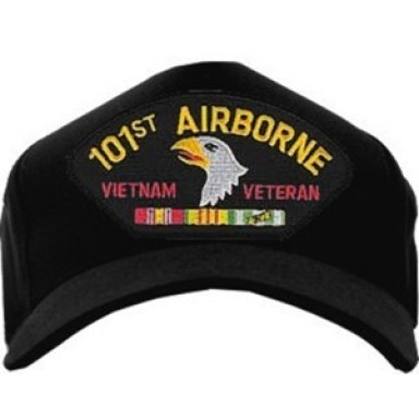 101st Airborne Vietnam Veteran Cap