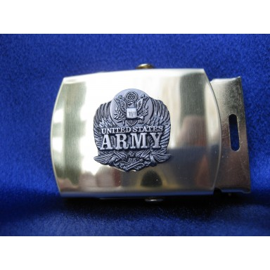 US Army Web Belt with Buckle