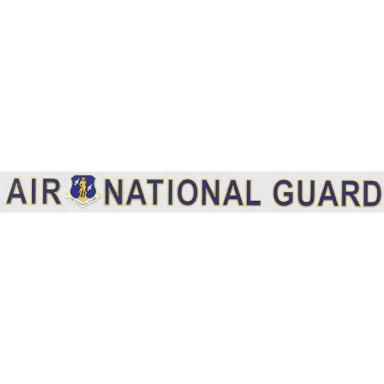 Air National Guard Decal