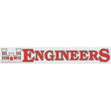 Engineers Decal