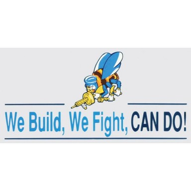 Seabees Decal