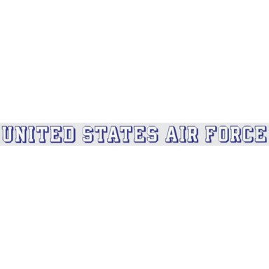 US Air Force Decal