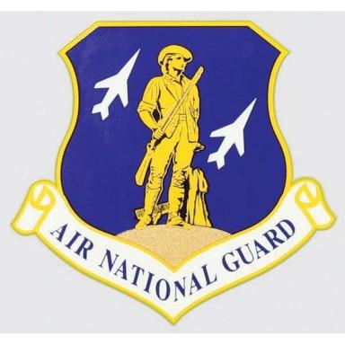 US Air National Guard Decal