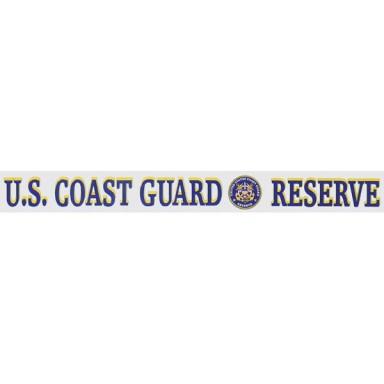 US Coast Guard Reserve Decal