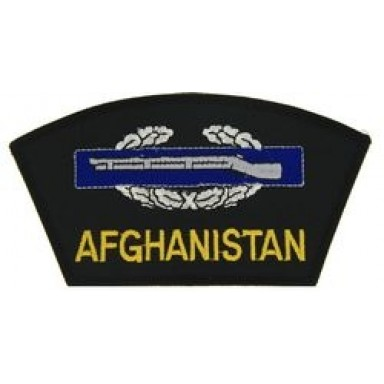 Afghanistan CIB Patch/Small