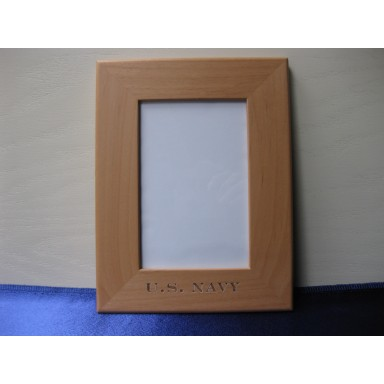 US Navy Picture Frame