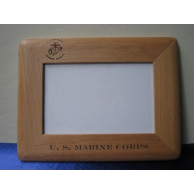 US Marine Corps Picture Frame