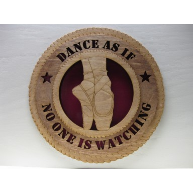 Dance! Plaque