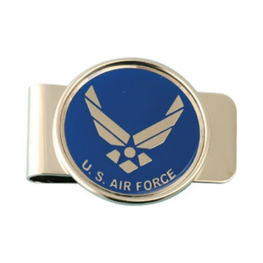 Air Force Wing Money Clip