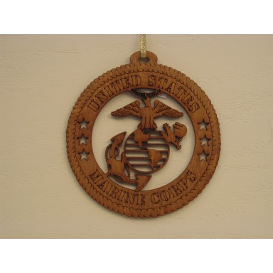 Military Ornament Marine Corps