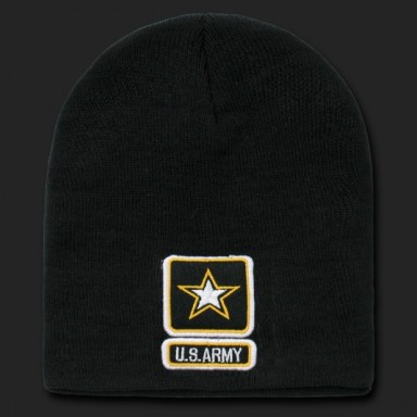 US Army Star Beanie