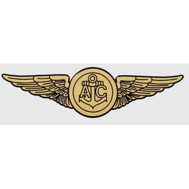 Navy Wings Aircrew Decal