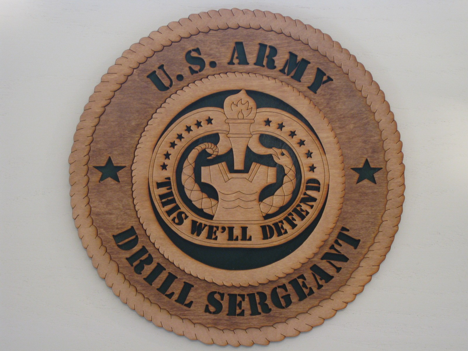 Us Army Military Plaque Mick S Military Shop