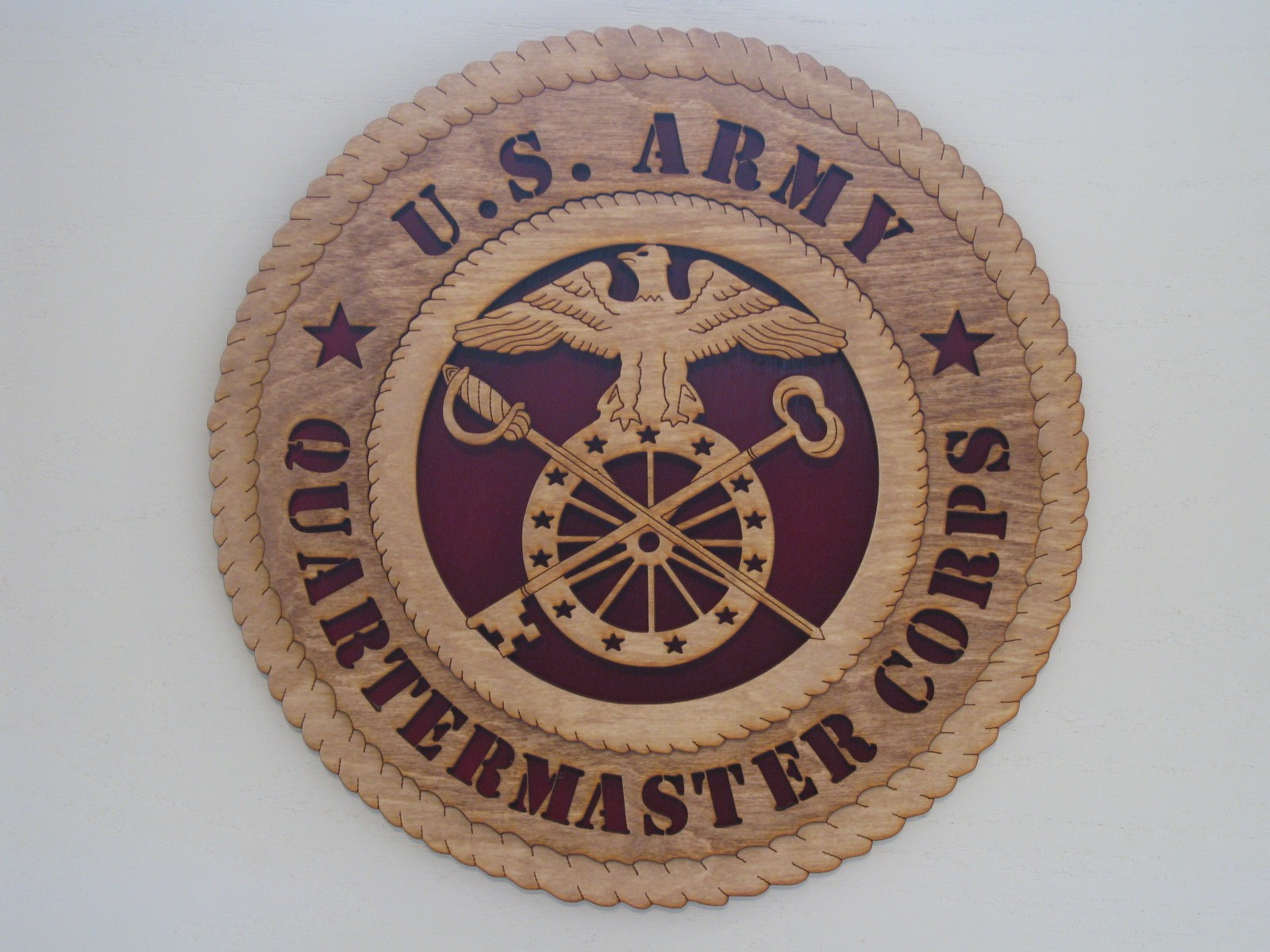 US Army Quartermaster Corps | Mick's Military Shop