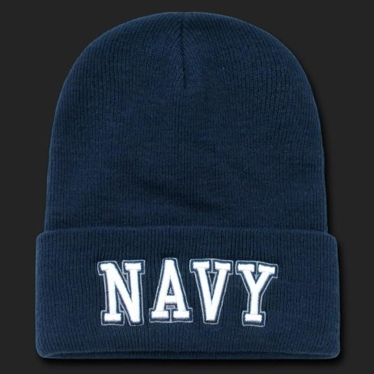 Navy Stocking Cap 58