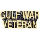 Gulf War Vet Small Hat Pin
