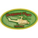 Frequent Flyer Small Hat Pin