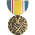 Korea War Service Miniature Medal Pin