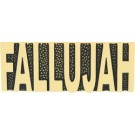 Fallujah Small Hat Pin