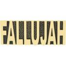 Fallujah Small Hat Pin