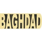 Baghdad Small Hat Pin