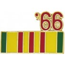 1966 Vietnam Small Hat Pin