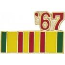 1967 Vietnam Small Hat Pin