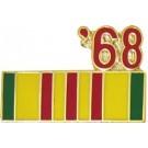 1968 Vietnam Small Hat Pin