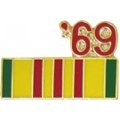1969 Vietnam Small Hat Pin