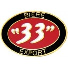 Biere  33  Export Small Hat Pin