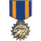 Airmans Medal Miniature Medal Pin
