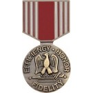 Good Conduct USA Miniature Medal Pin