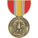 National Defense Miniature Medal Pin