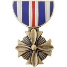 Distinguished Flying Cross Miniature Medal Pin