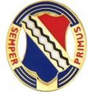 1st Light InfantrySmall Hat Pin