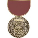 Good Conduct USN Miniature Medal Pin