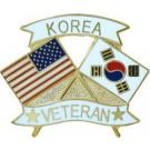 Korea Vet Small Hat Pin