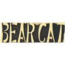 Bear Cat Small Hat Pin