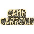 Camp Carroll Small Hat Pin
