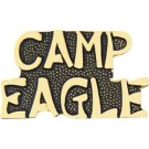 Camp Eagle Small Hat Pin