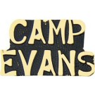 Camp Evans Small Hat Pin