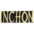 Inchon Small Hat Pin