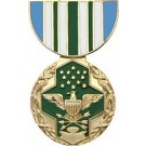 Joint Service Comm Miniature Medal Pin