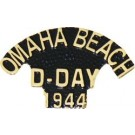 Omaha Beach Small Hat Pin