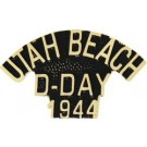 Utah Beach Small Hat Pin