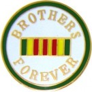 Brothers Forever Small Hat Pin