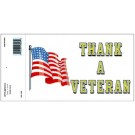 Thank a Veteran Decal