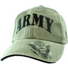 ARMY Logo Embroidered Cap